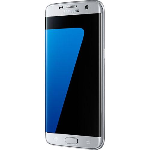 Galaxy S7 Edge Dual Sim 32GB LTE 4G Argintiu 4GB RAM