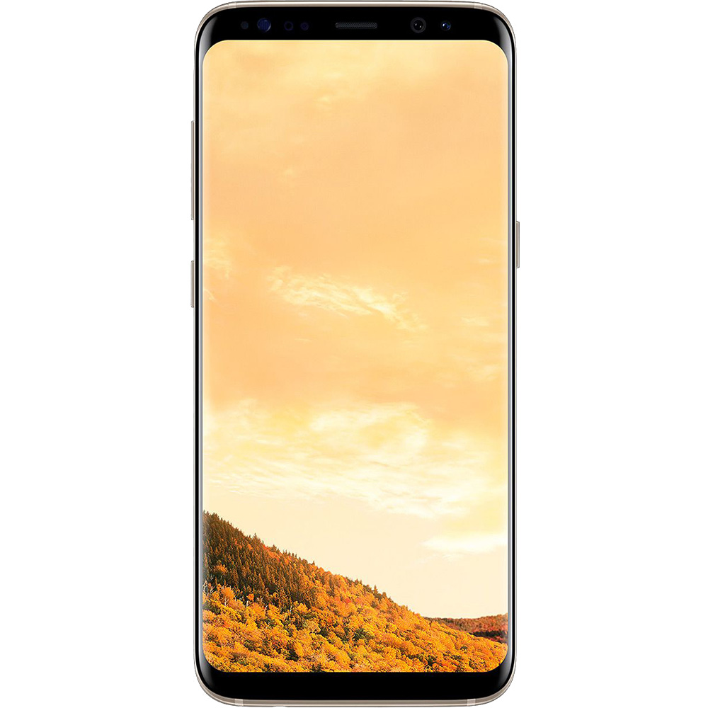 Galaxy S8 64GB LTE 4G Auriu 4GB RAM