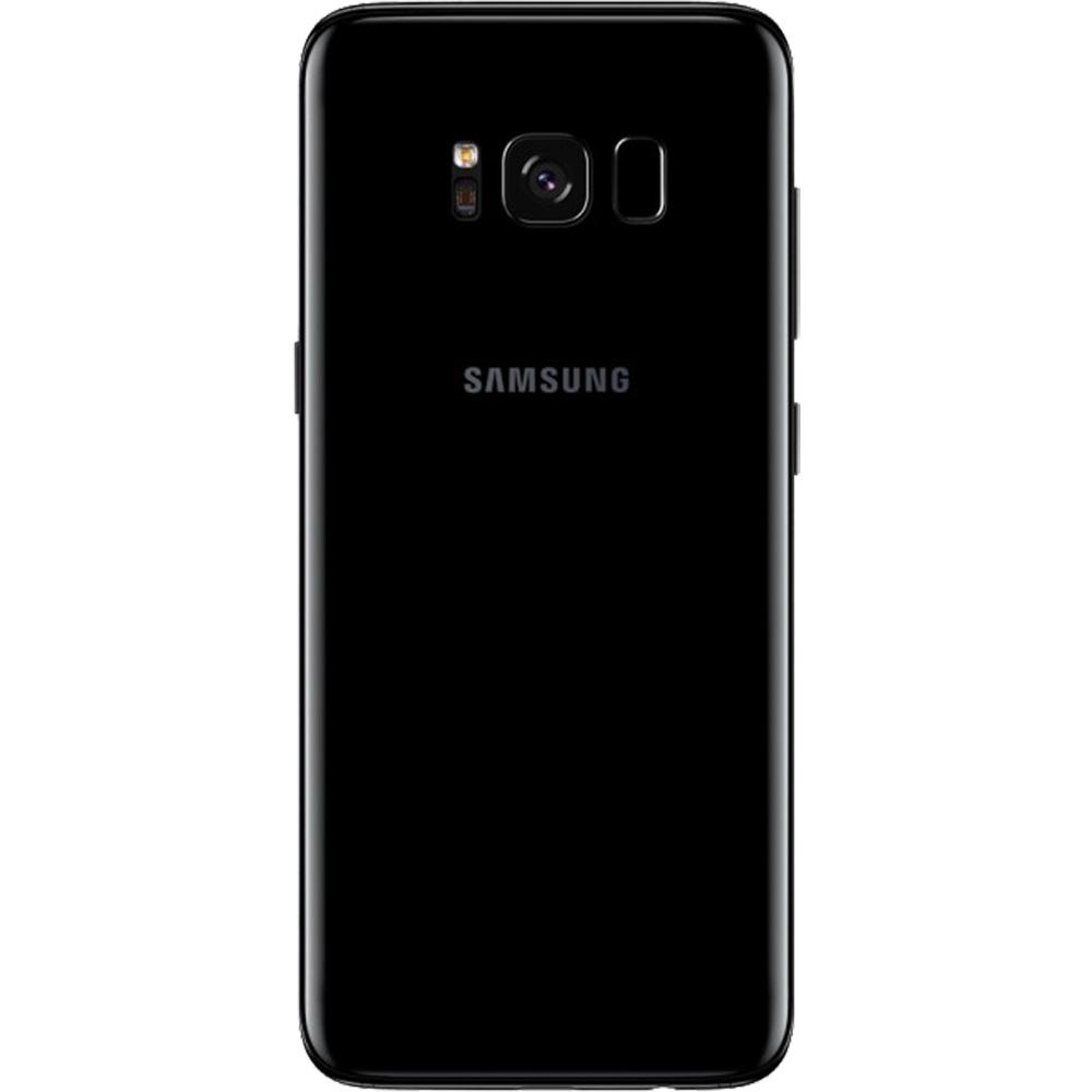 Galaxy S8 Dual Sim Fizic 64GB LTE 4G Negru 4GB RAM