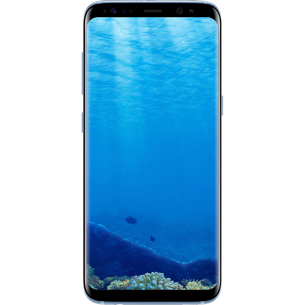 Galaxy S8 Plus Dual Sim 64GB LTE 4G Albastru 4GB RAM