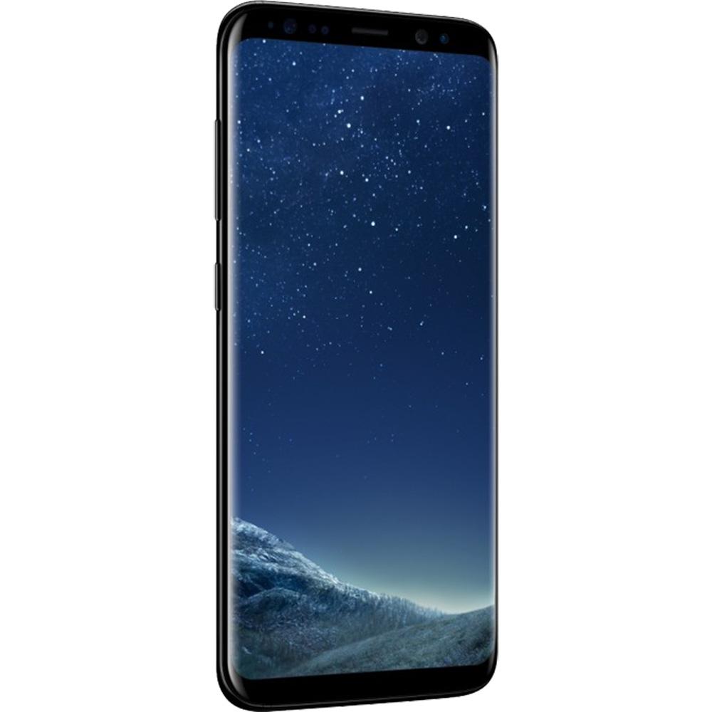 Galaxy S8 Plus Dual Sim 64GB LTE 4G Negru 4GB RAM
