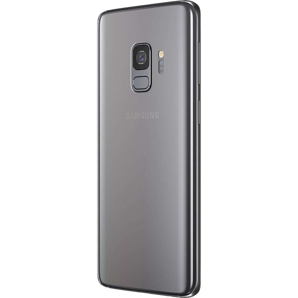Galaxy S9  Dual Sim 128GB LTE 4G Gri  4GB RAM