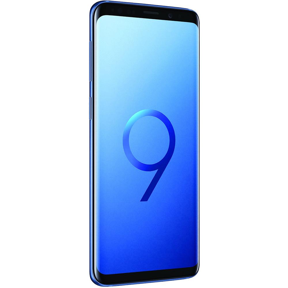 Galaxy S9 Dual Sim 256GB LTE 4G Albastru Exynos 4GB RAM