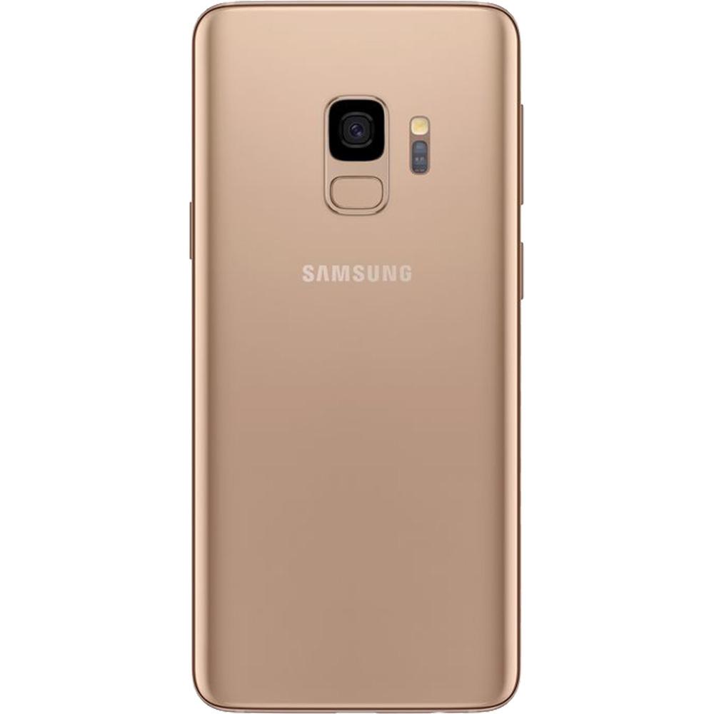 Galaxy S9 Dual Sim 256GB LTE 4G Auriu Exynos 4GB RAM