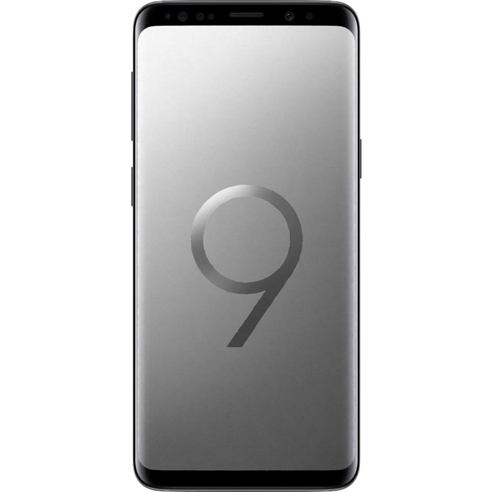 Galaxy S9 Dual Sim 256GB LTE 4G Gri Exynos 4GB RAM