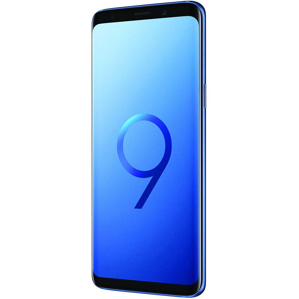 Galaxy S9 Dual Sim 64GB LTE 4G Albastru Exynos 4GB RAM