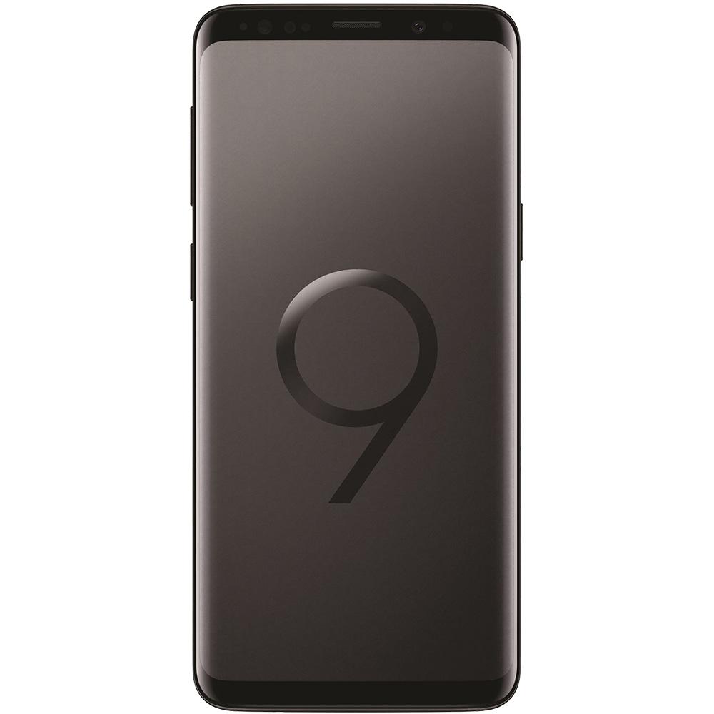 Galaxy S9 Dual Sim Fizic 64GB LTE 4G Negru 4GB RAM
