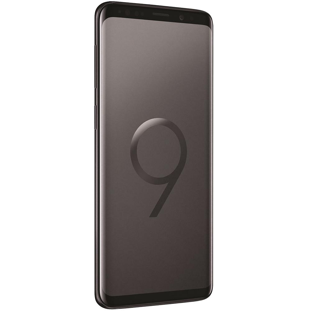 Galaxy S9 Dual Sim Fizic 64GB LTE 4G Negru 4GB RAM Reconditionat A+