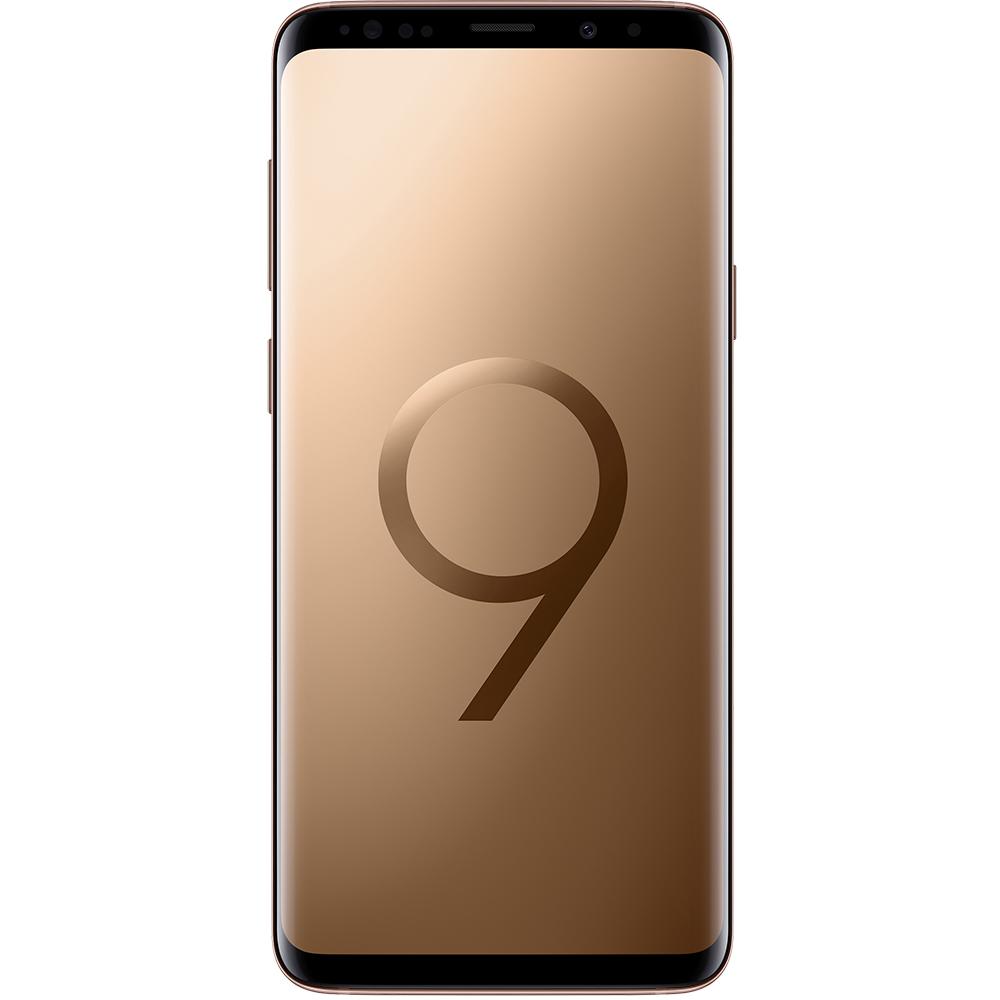 Galaxy S9 Plus Dual Sim 64GB LTE 4G Auriu Exynos 6GB RAM