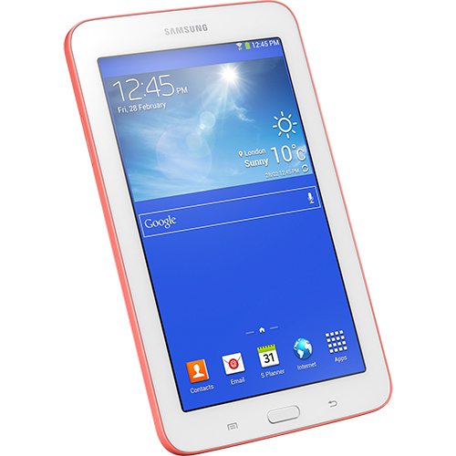 Galaxy tab 3 lite 7.0 8gb wifi roz t110