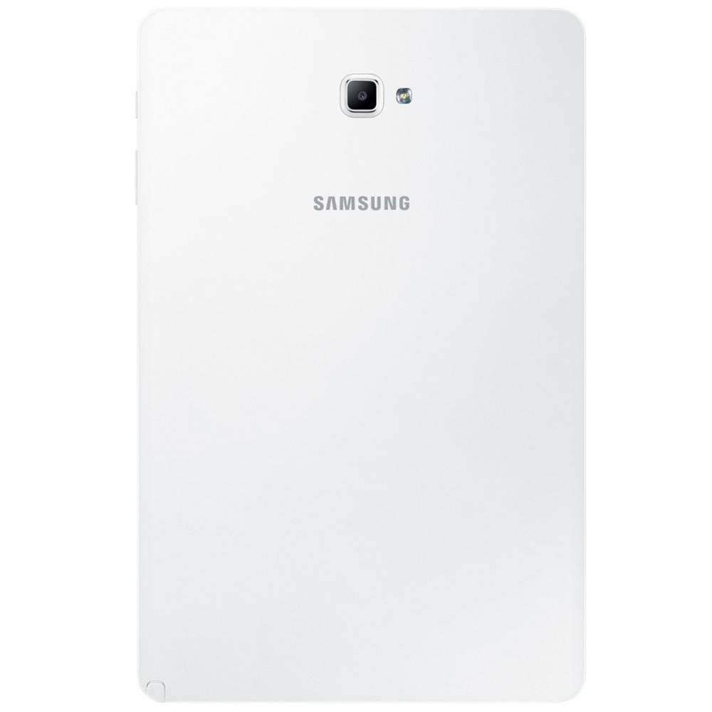 Galaxy Tab A 10.1 2016 16GB LTE 4G Alb Cu S Pen