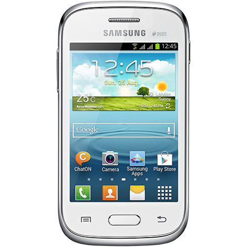 Galaxy young 2 4gb alb