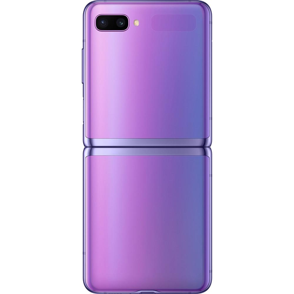 Galaxy Z Flip Dual Sim eSim 256GB LTE 4G Violet Mirror Purple Snapdragon 8GB RAM