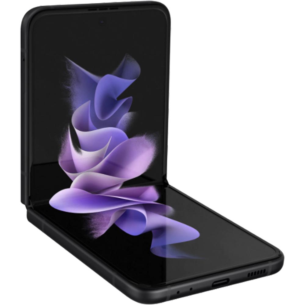 Galaxy Z Flip3 Dual Sim eSim 256GB 5G Negru Phantom Black 8GB RAM
