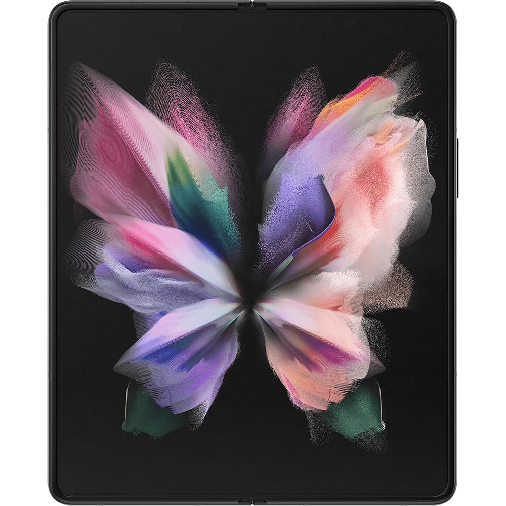 Galaxy Z Fold 3 Dual Sim eSim 256GB 5G Negru Phantom Black 12GB RAM