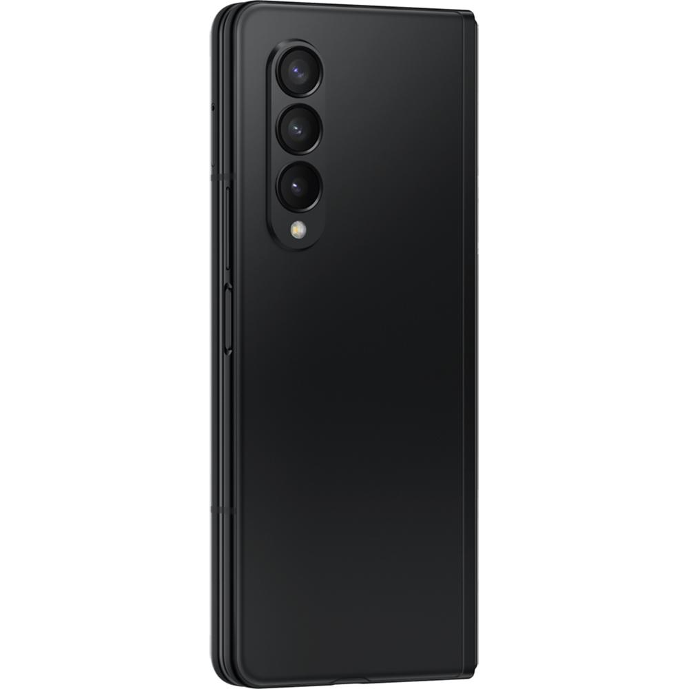 Galaxy Z Fold 3 Dual Sim eSim 512GB 5G Negru Phantom Black 12GB RAM