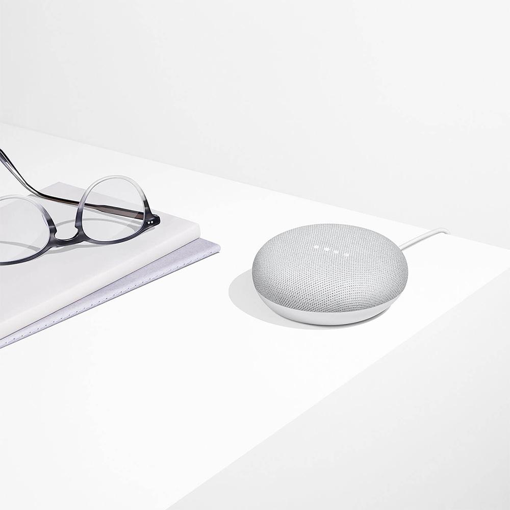 Home Mini White Box Asistent Personal Cu Control Voce