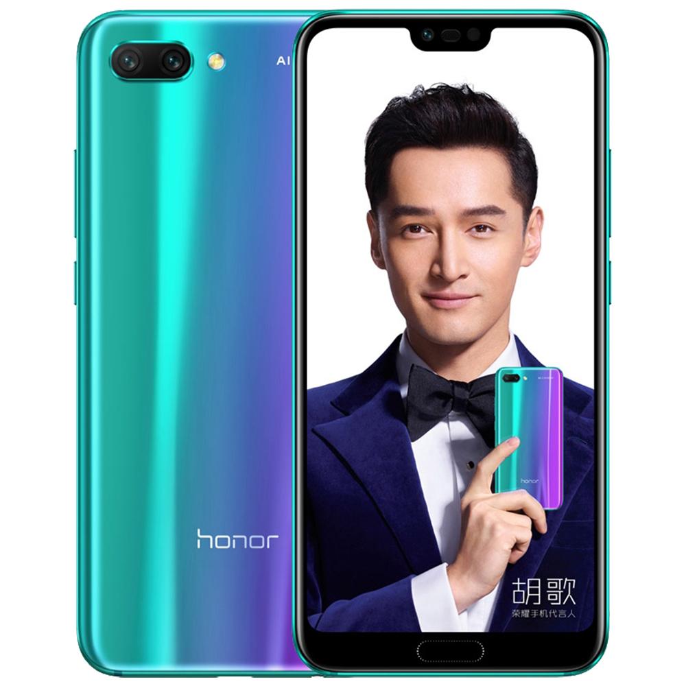 Honor 10 Dual Sim Fizic 128GB LTE 4G Verde 4GB RAM