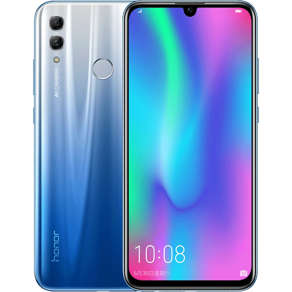 Honor 10 Lite  Dual Sim 32GB LTE 4G Albastru Sky 3GB RAM