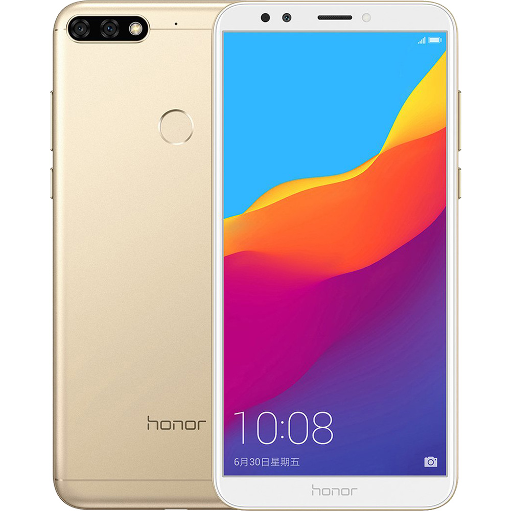 Honor 7C Dual Sim Fizic 32GB LTE 4G Auriu 3GB RAM