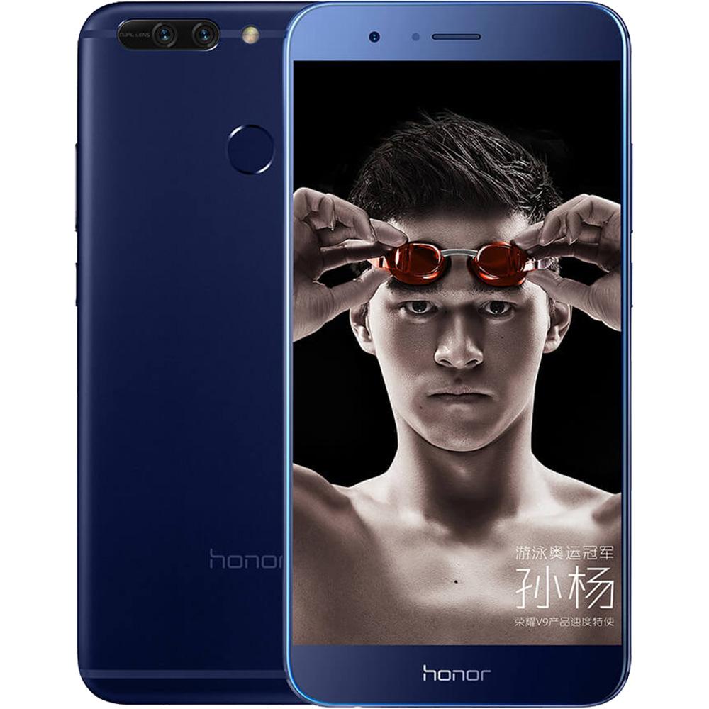 Honor 8 Pro  Dual Sim 128GB LTE 4G Albastru  6GB RAM