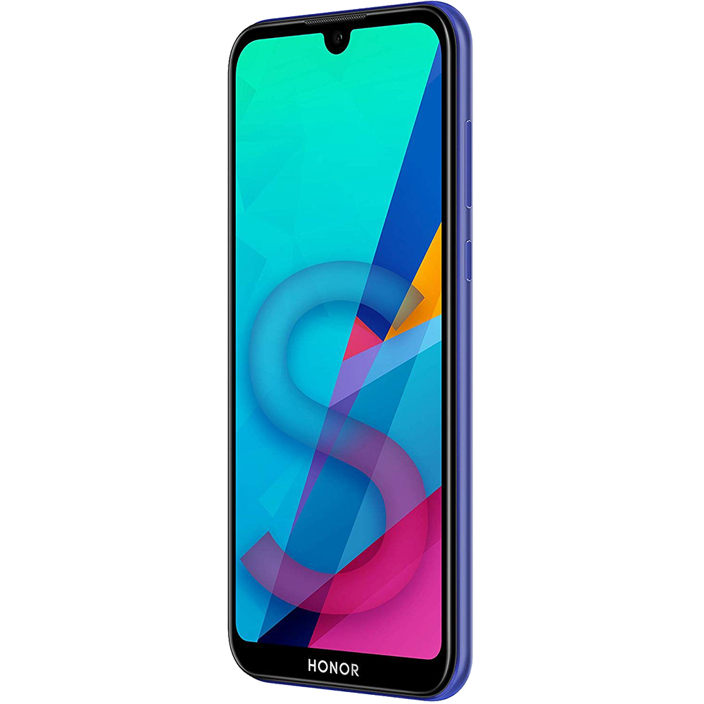 Honor 8S Dual Sim Fizic 64GB LTE 4G Albastru Aurora Blue 3GB RAM