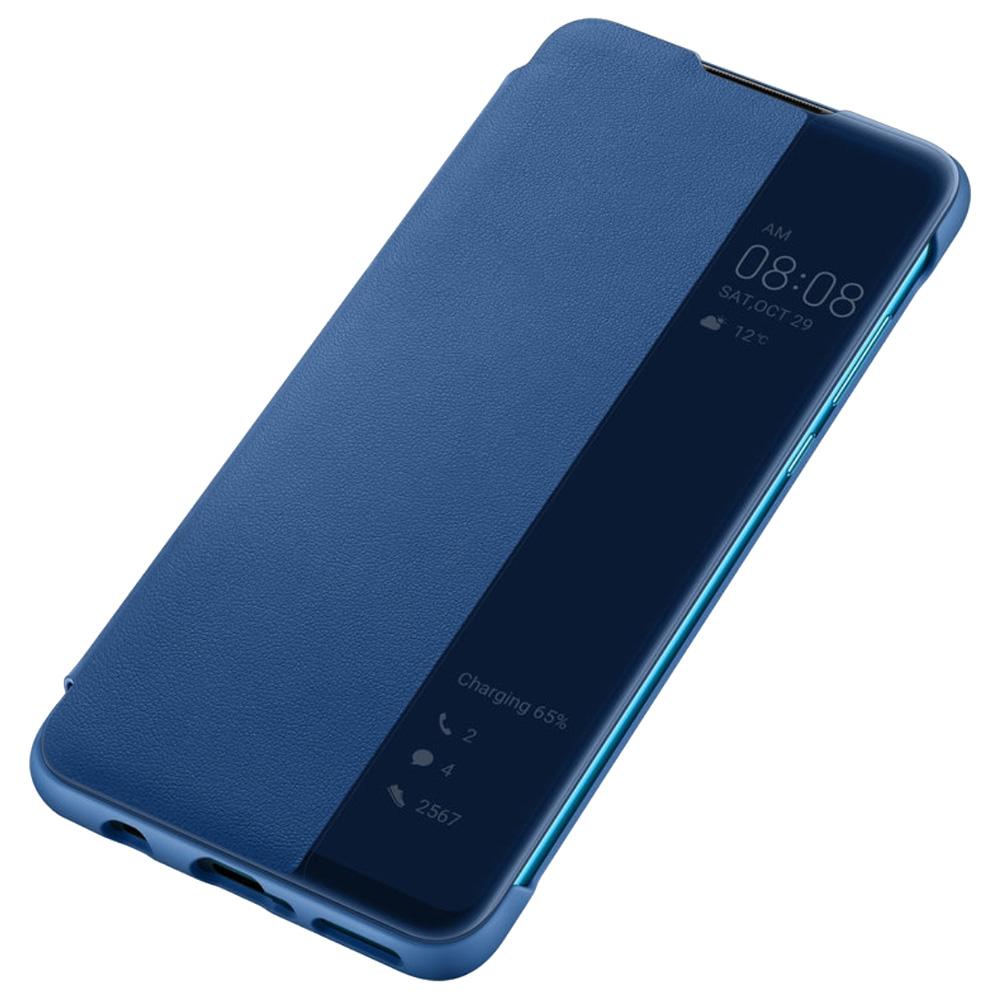 Husa Agenda Albastru Huawei P30 Lite