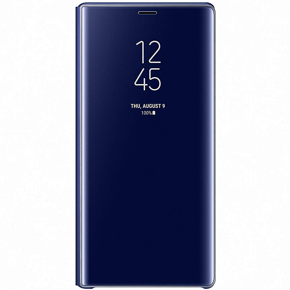 Husa Agenda Clear View Albastru SAMSUNG Galaxy Note 9
