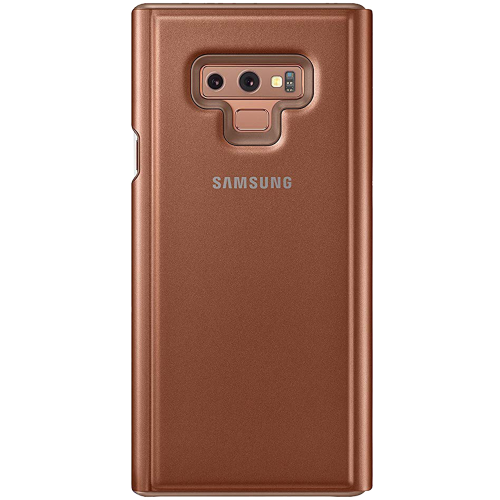 Husa Agenda Clear View Maro SAMSUNG Galaxy Note 9