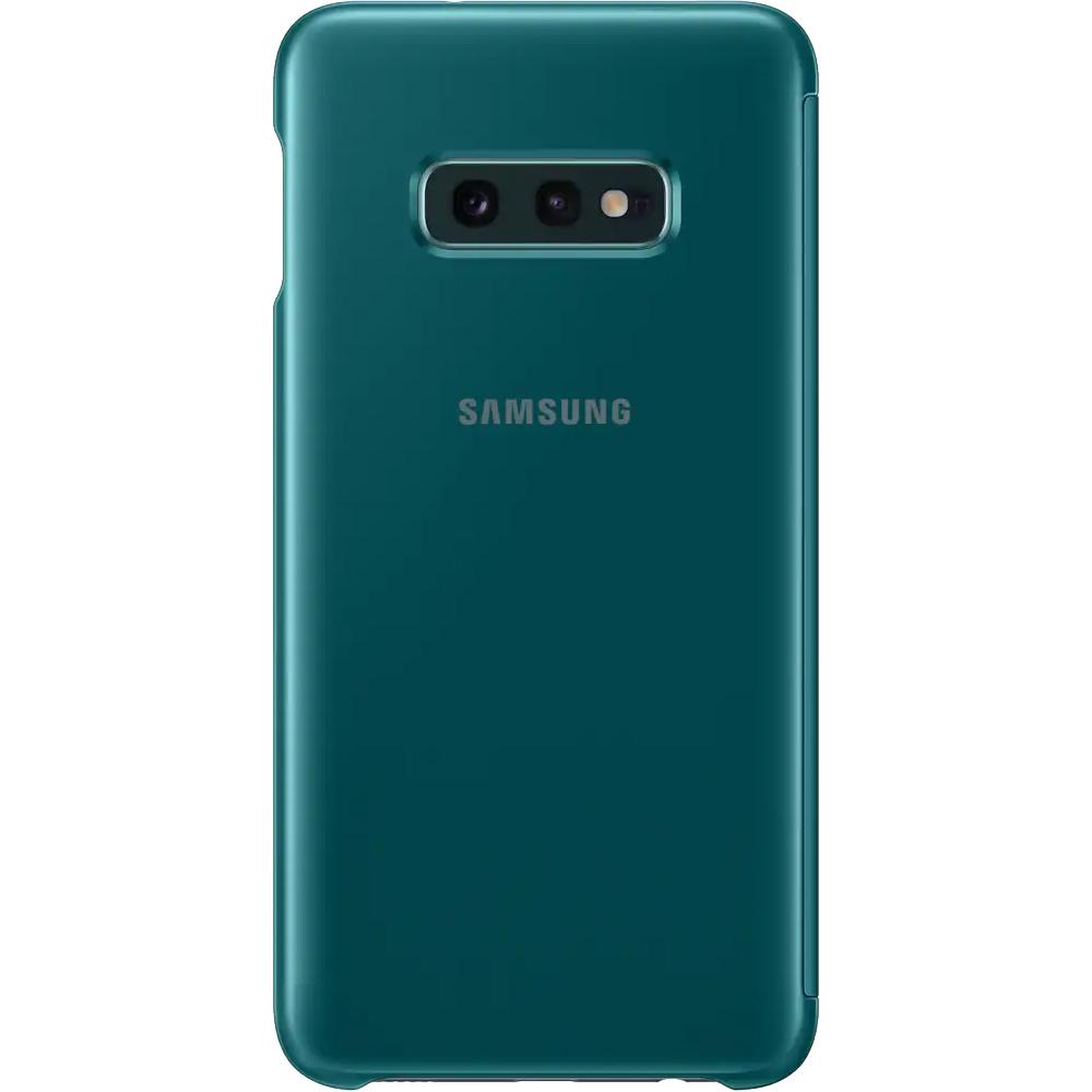 Husa Agenda Clear View Verde SAMSUNG Galaxy S10E
