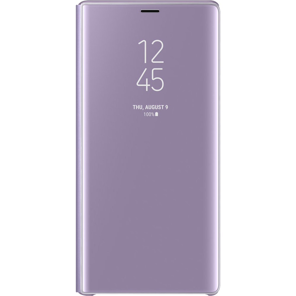 Husa Agenda Clear View Violet SAMSUNG Galaxy Note 9