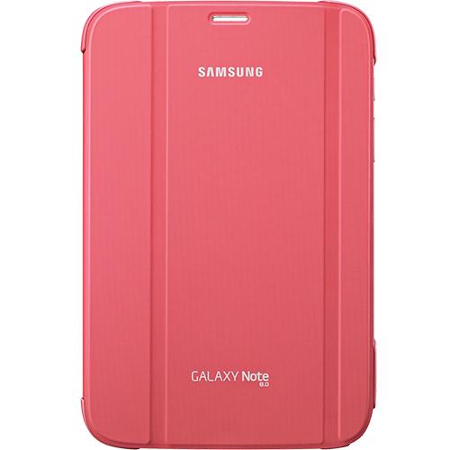Husa Agenda Roz Samsung Galaxy Note 8.0