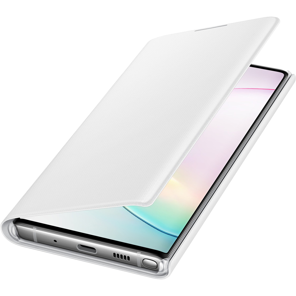 Husa Agenda Led View Alb SAMSUNG Note 10