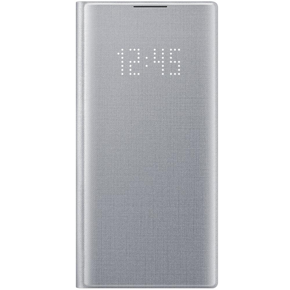 Husa Agenda Led View Argintiu SAMSUNG Note 10