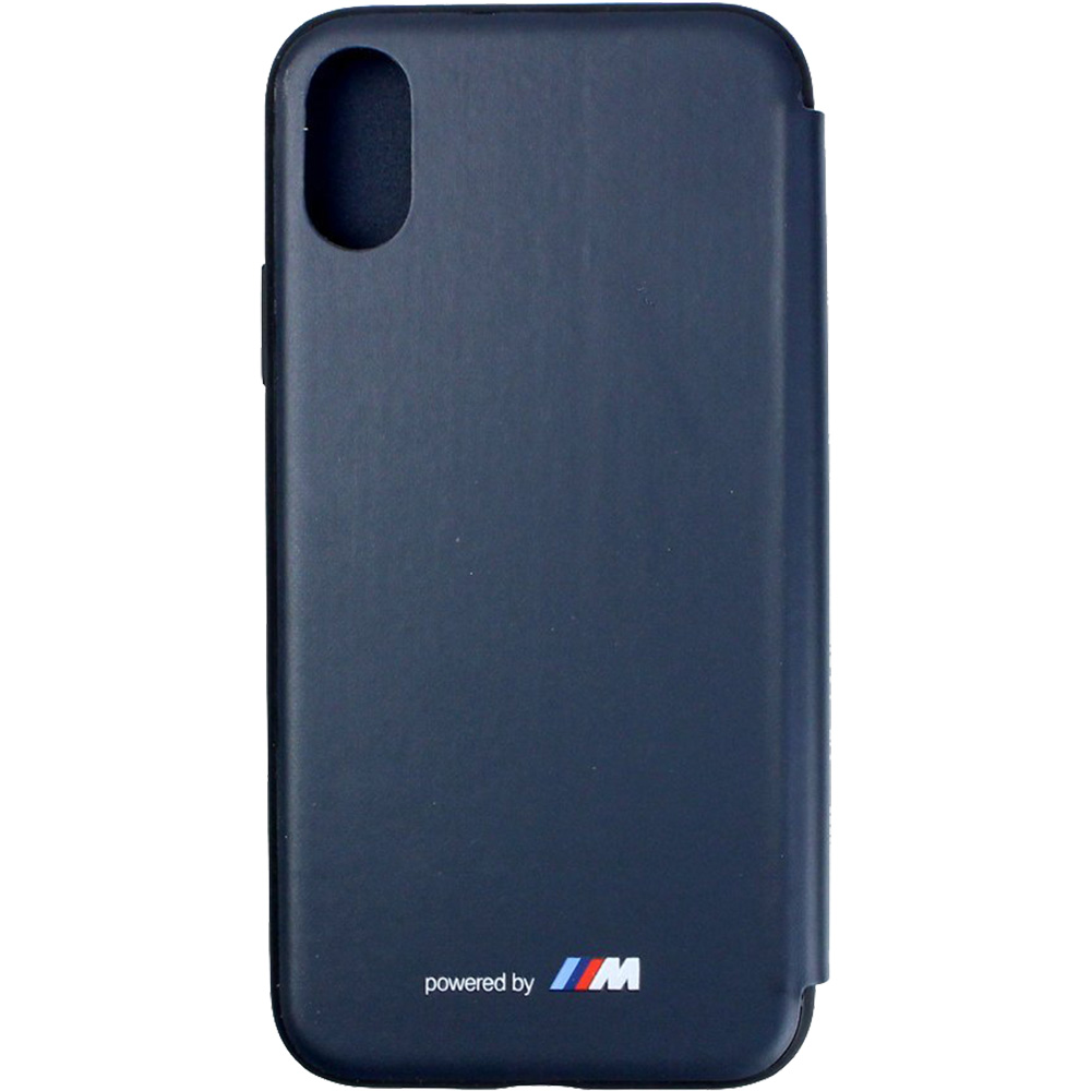 Husa Agenda Motorsport Albastru APPLE iPhone X