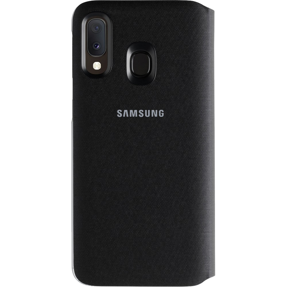 Husa Agenda Negru SAMSUNG Galaxy A20e