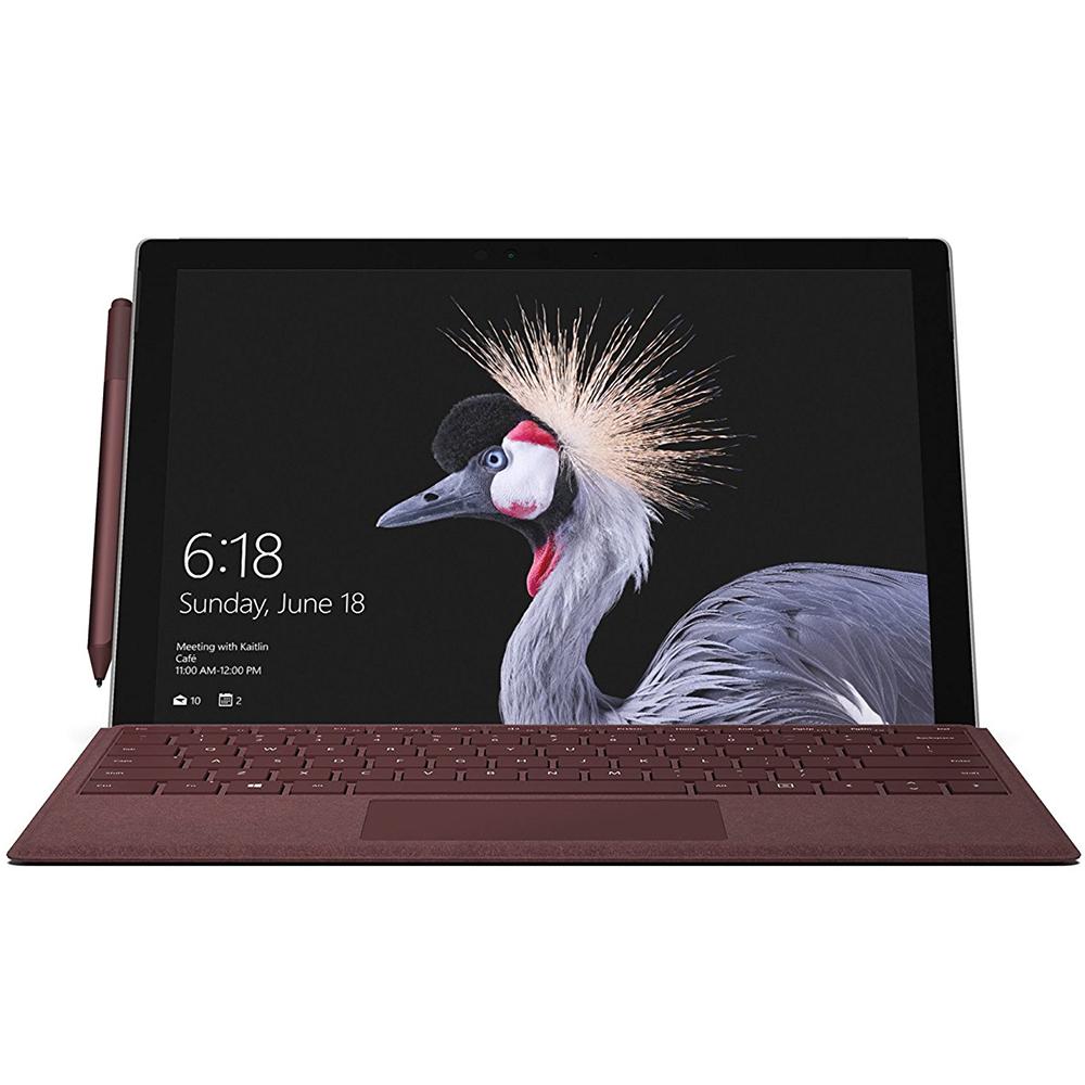 Husa Pro Signature Type Cu Tastatura Pentru Surface Pro Visiniu