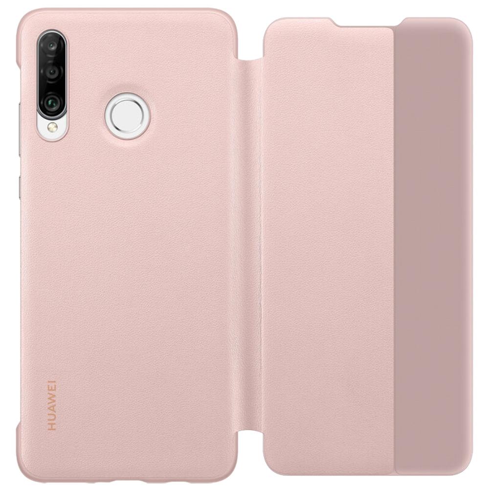 Husa Agenda Roz Huawei P30 Lite
