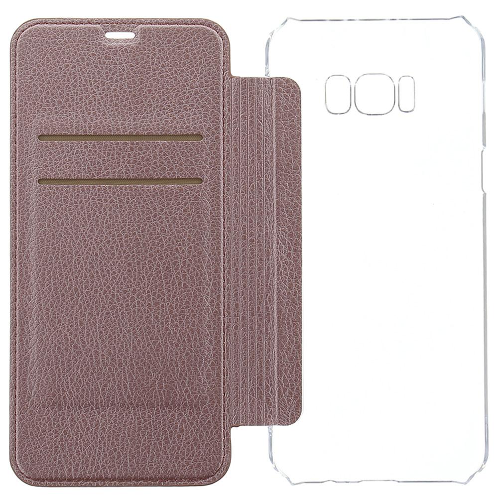 Husa Agenda Roz SAMSUNG Galaxy S8 Plus