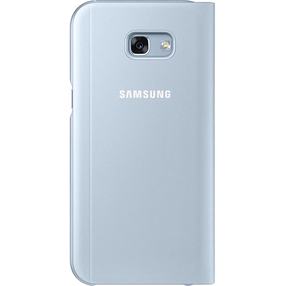Husa Agenda S View Albastru SAMSUNG Galaxy A5 2017