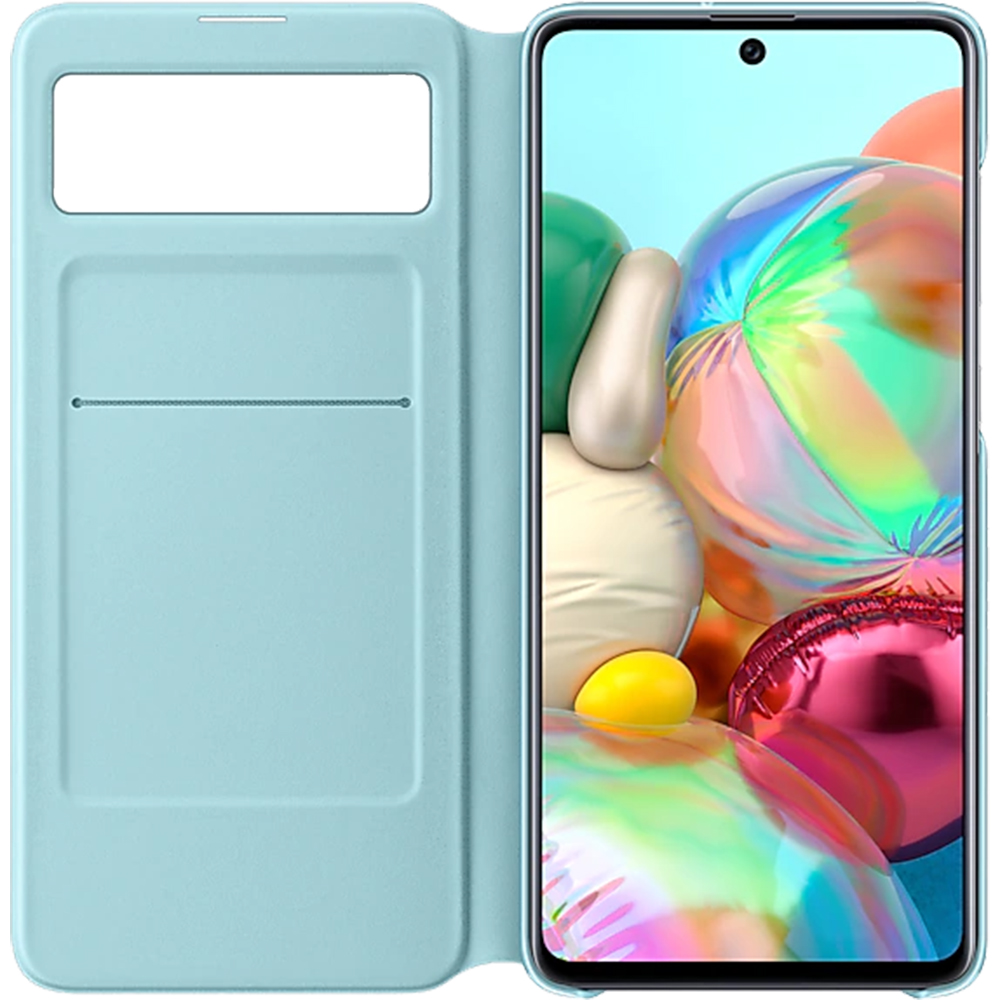 Husa Agenda S View Negru SAMSUNG Galaxy A71