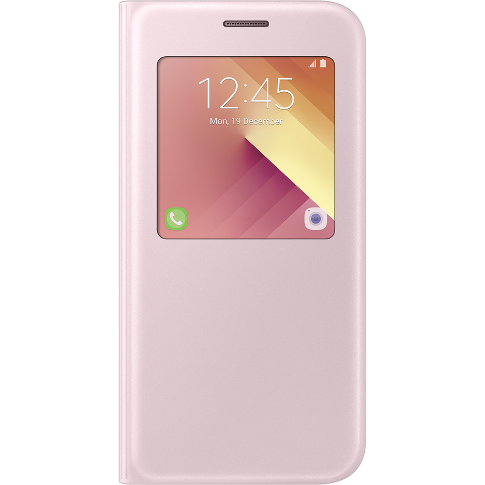 Husa Agenda S View Roz SAMSUNG Galaxy A5 2017