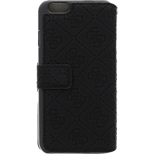 Husa agenda scarlett negru apple iphone 6