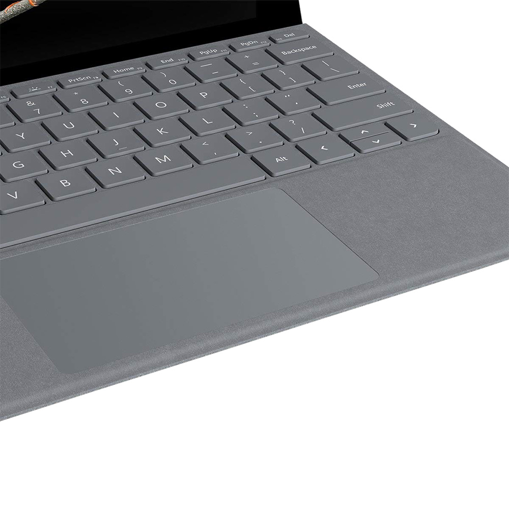 Husa Agenda Signature Type Surface Go  Argintiu