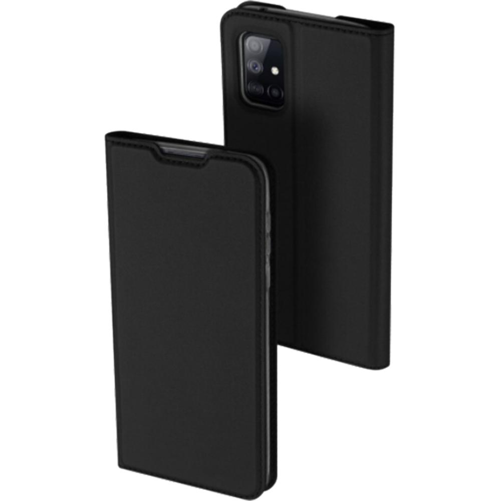 Husa Agenda Skin Pro Negru SAMSUNG Galaxy A71
