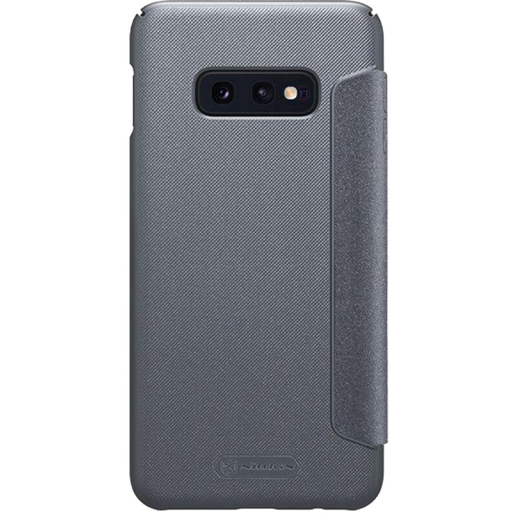 Husa Agenda Sparkle Piele Negru SAMSUNG Galaxy S10E
