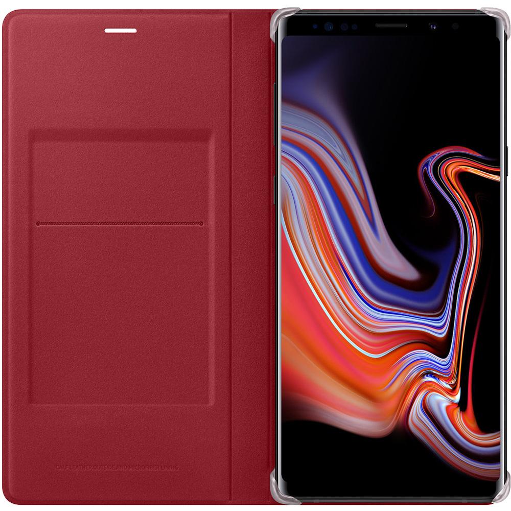 Husa Agenda Piele Rosu SAMSUNG Galaxy Note 9
