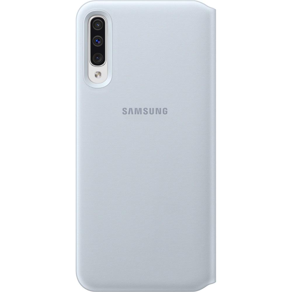 Husa Agenda Wallet Alb SAMSUNG Galaxy A50