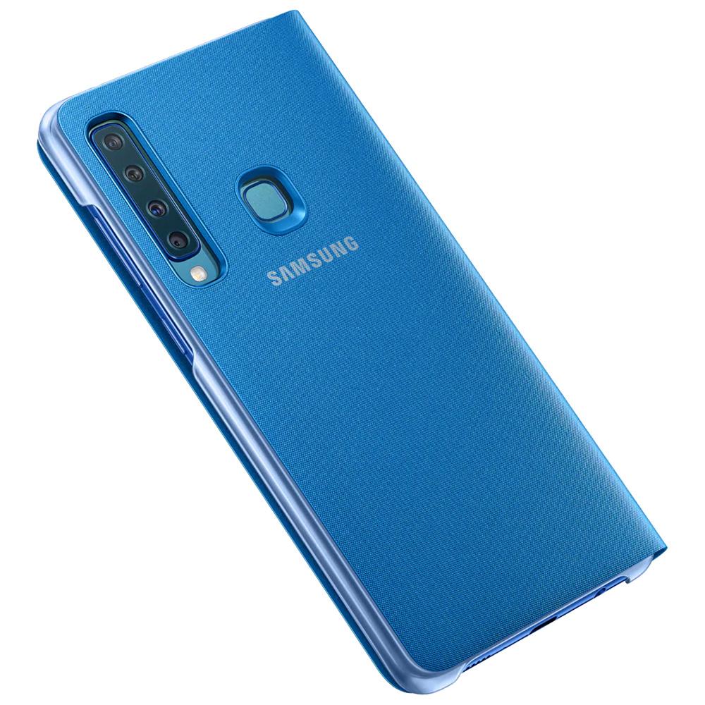 Husa Agenda Wallet Albastru SAMSUNG Galaxy A9 2018
