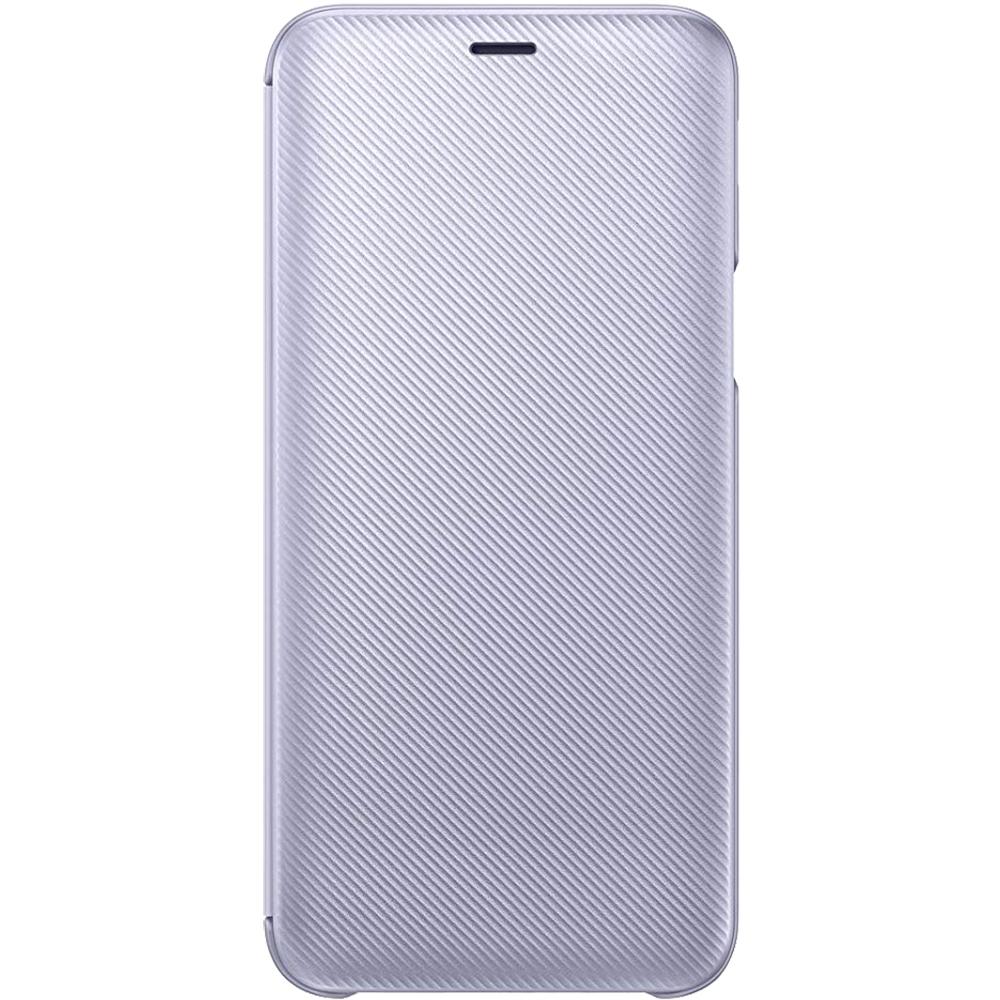 Husa Agenda Wallet Gri SAMSUNG Galaxy J6 2018